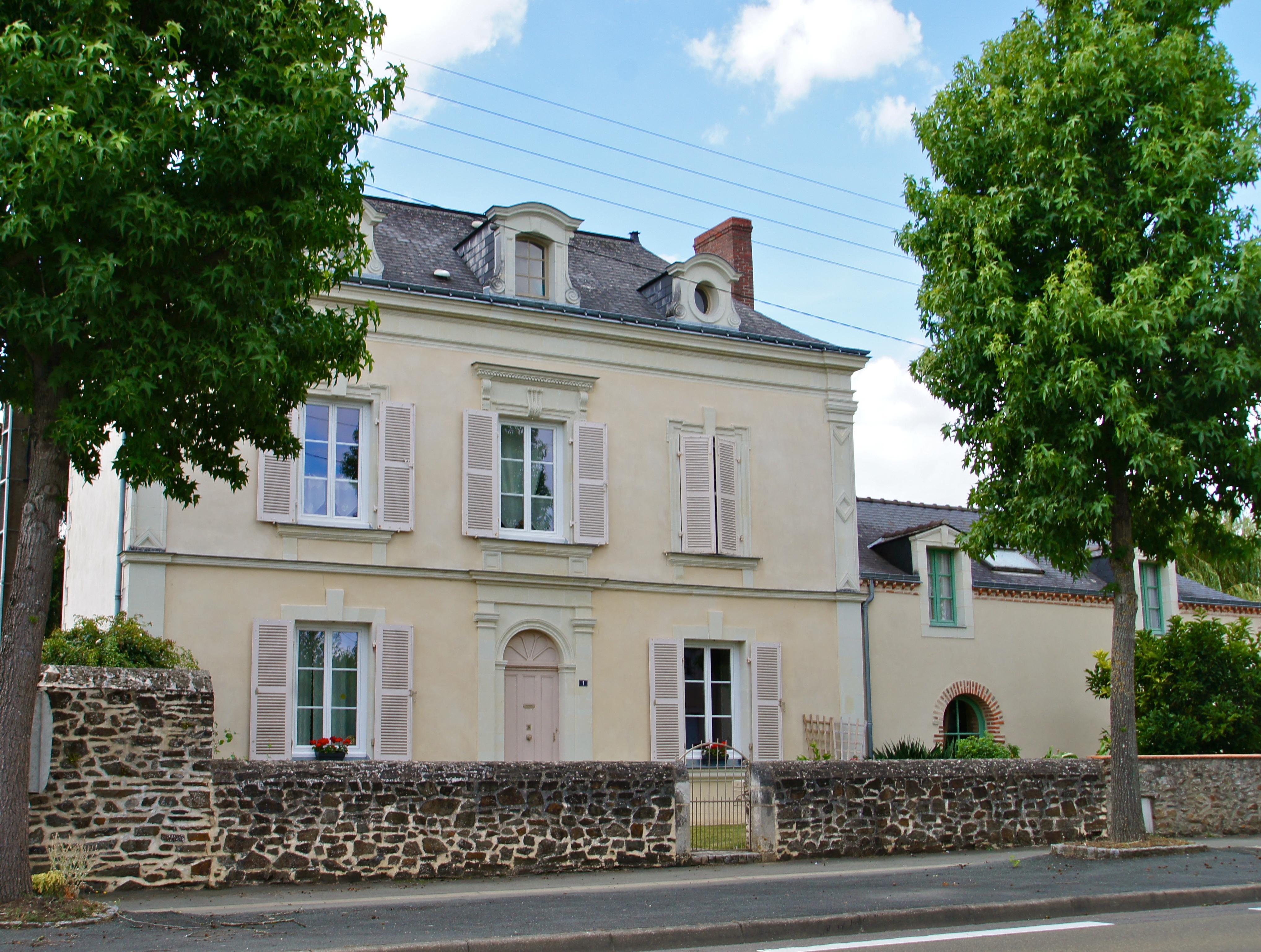 Plan De Ville Chateau Gontier
