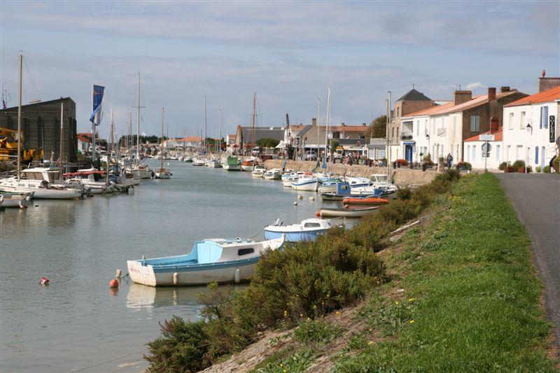 Photo noirmoutier en l 39 le 85330 le chenal de - Office de tourisme noirmoutier en l ile vendee ...