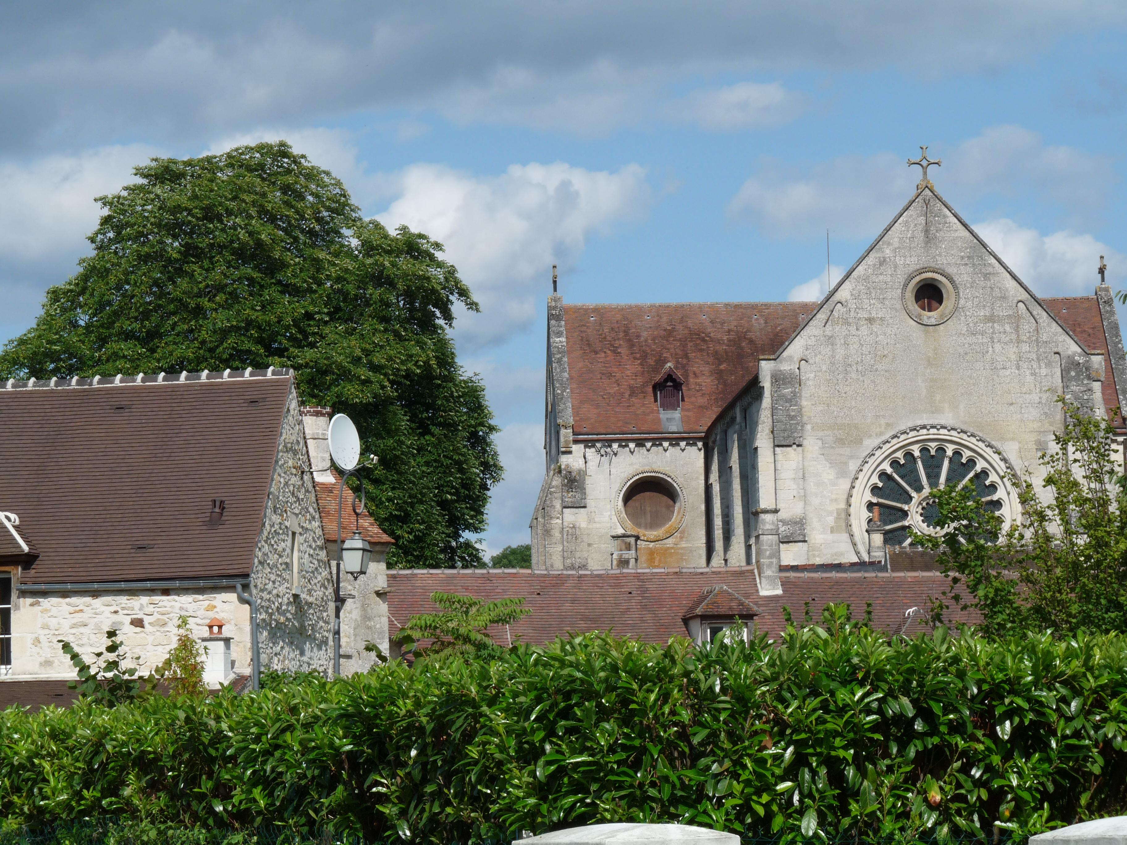 Saint Jean Au Bois - Photoà Saint Jean aux Bois (60350) Par dch Saint Jean aux Bois, 78205 Communes com