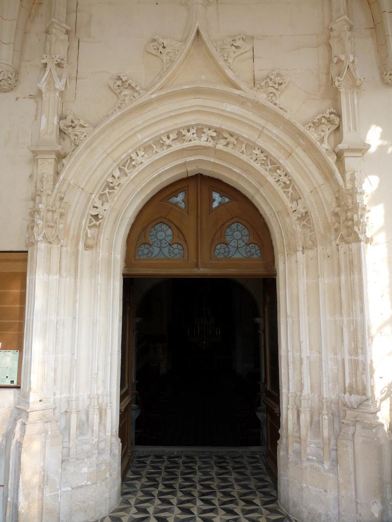 Photo à SaintSaturninduBois (17700)  2ème entrée de l  ~ St Saturnin Du Bois