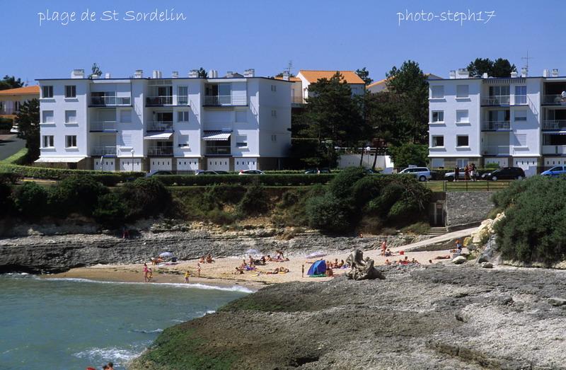 Photo vaux sur mer 17640 plage de st sordelin vaux - Office de tourisme de st palais sur mer ...