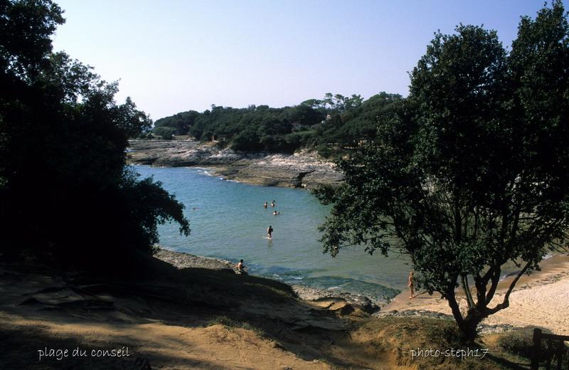 Plan Ville De Vaux Sur Mer