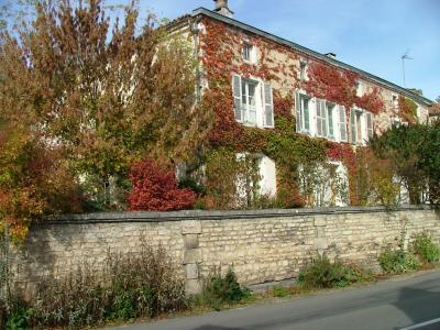 Photo lux 16230 chambres d 39 h tes la belle charmeuse - Chambre d agriculture poitou charente ...
