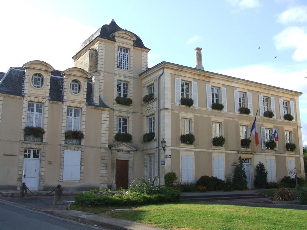 Hotel Saint Maixent