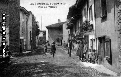 Cartes Postales De Amberieu En Bugey Ain
