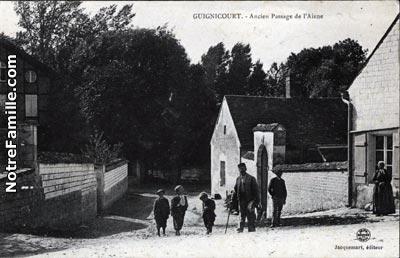 Photos et cartes postales anciennes de guignicourt 02190 for Restaurant le jardin 02190 neufchatel sur aisne