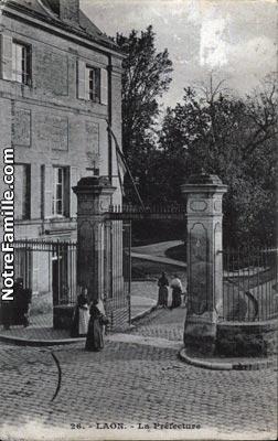 Photos Anciennes Ville De Laon