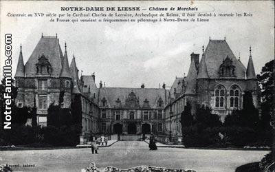 Photos et cartes postales anciennes de marchais 02350 for Marchais 02