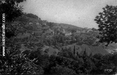 Photos et cartes postales anciennes de genestelle 07530 - Meteo st joseph des bancs ...