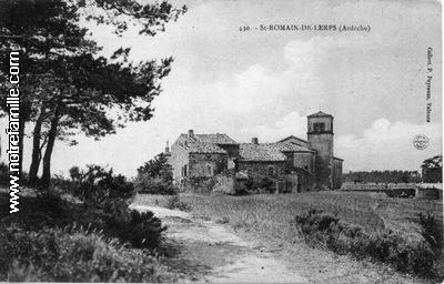 Ville Saint Romain De Lerps
