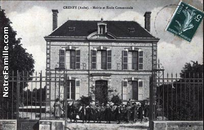 Creney pr s troyes 10150 aube la ville creney pr s for Creney pres troyes