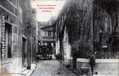 photos et cartes postales anciennes de salles d aude 11110