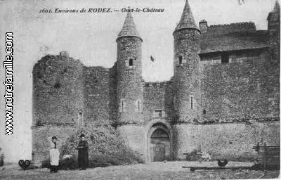 Onet le ch teau 12850 aveyron la ville onet le for Piscine onet le chateau