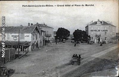 Mairie port saint louis du rh ne informations sur la - Office du tourisme port saint louis du rhone ...