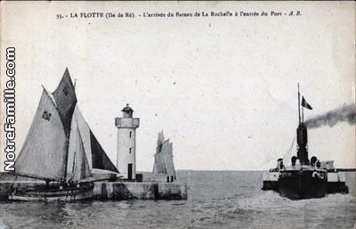 la flotte 17630 charente maritime la ville la flotte sa mairie et son village sur. Black Bedroom Furniture Sets. Home Design Ideas