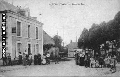 Centre Ville D Etrechy