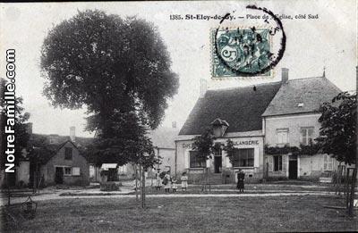 Saint Eloy De Gy Site De La Ville