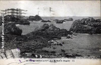 Photos et cartes postales anciennes de Gouarec, 22570