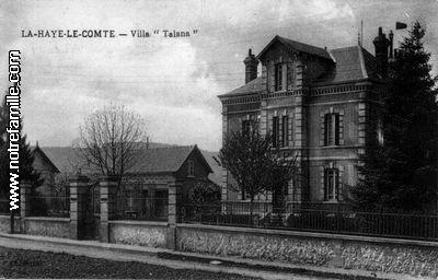 Photos et cartes postales anciennes de la haye le comte 27400 for 3f haute normandie