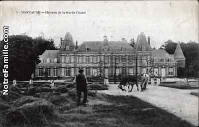 Photos et cartes postales anciennes de montaure 27400 for 3f haute normandie