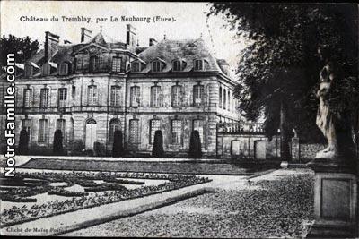 Photos et cartes postales anciennes de le tremblay for 3f haute normandie