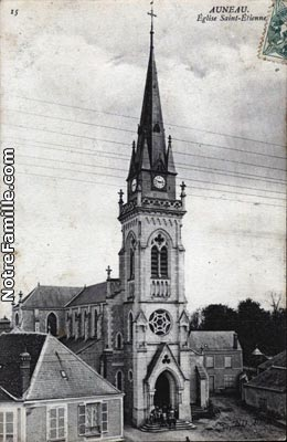 Photos et cartes postales anciennes de auneau 28700 for 28700 auneau