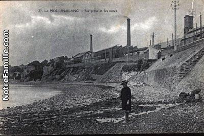 Photos et cartes postales anciennes de brest 29200 - Piscine moulin blanc brest ...