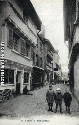 Photos et cartes postales anciennes de carhaix plouguer 29270 - Piscine de carhaix plouguer ...