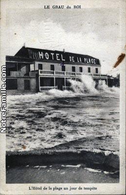 photos et cartes postales anciennes de le grau du roi 30240. Black Bedroom Furniture Sets. Home Design Ideas