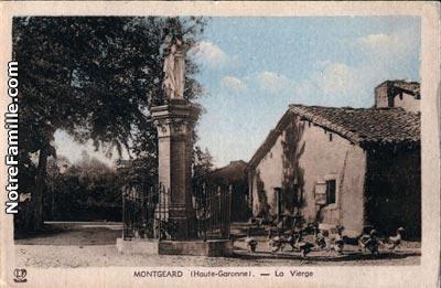 Photos et cartes postales anciennes de montgeard 31560 for 55 haute garonne