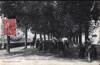 Photos et cartes postales anciennes de saint gaudens 31800 for 55 haute garonne