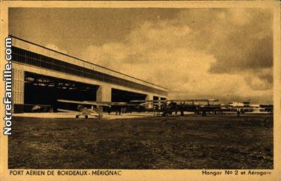 Photos et cartes postales anciennes de m rignac 33700 - Meteo merignac 33700 ...
