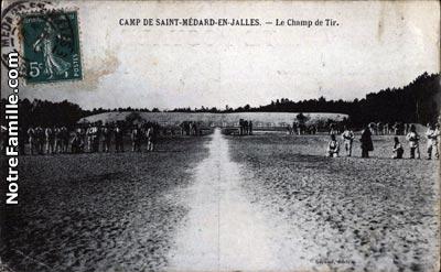 Photos et cartes postales anciennes de saint m dard en for Piscine municipale st medard en jalles