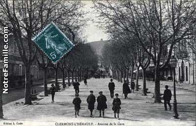 Photos et cartes postales anciennes de clermont l 39 h rault for Piscine clermont l herault horaires