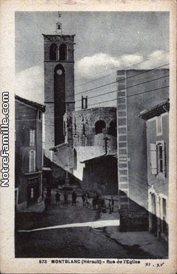 Montblanc Montpellier