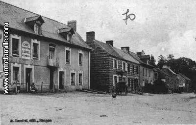 Photos et cartes postales anciennes de la chapelle bou xic for Garage ad la chapelle bouexic