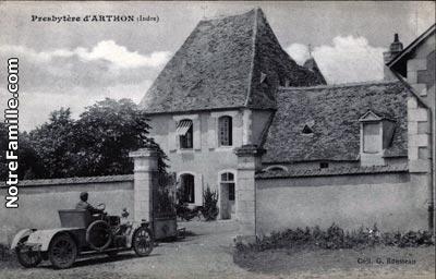 Photos et cartes postales anciennes de arthon 36330 - Meteo le poinconnet ...