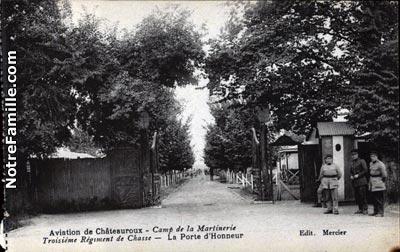 Photos et cartes postales anciennes de ch teauroux 36000 - Meteo le poinconnet ...