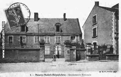 photos et cartes postales anciennes de neuvy saint s pulchre 36230. Black Bedroom Furniture Sets. Home Design Ideas