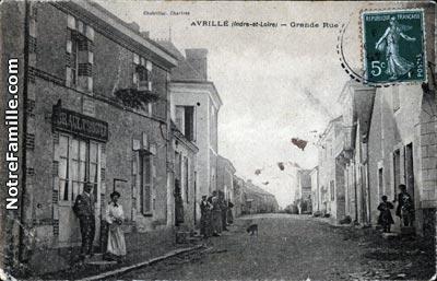 Résultat législatives Avrille les Ponceaux (37340) - 2e ...