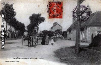 plan c Joué-lès-Tours