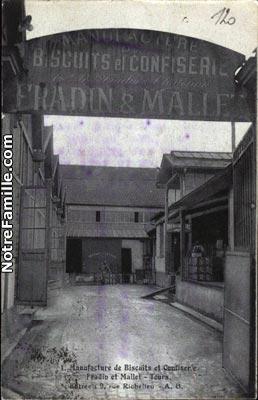Photos et cartes postales anciennes de tours 37000 - Office de tourisme de tours indre et loire ...