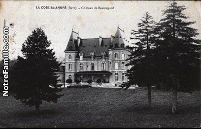 Photos Et Cartes Postales Anciennes De La C Te Saint Andr