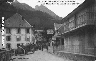 Mairie saint pierre de chartreuse informations sur la - Office du tourisme st pierre de chartreuse ...