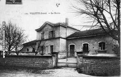 Photos et cartes postales anciennes de villette de vienne - Piscine villette de vienne ...