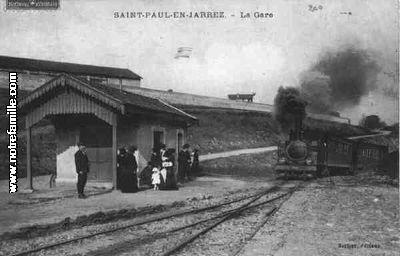 St Paul En Jarez Restaurants In Grand
