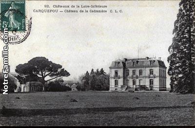 Rue De L Hotel De Ville Carquefou