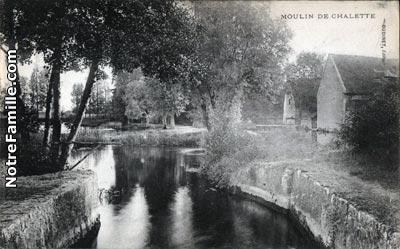 photos et cartes postales anciennes de ch 226 lette sur loing