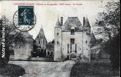43voir - Chateau De Chamerolles Mariage