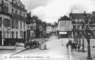 Mairie montargis informations sur la ville montargis for Plan de montargis